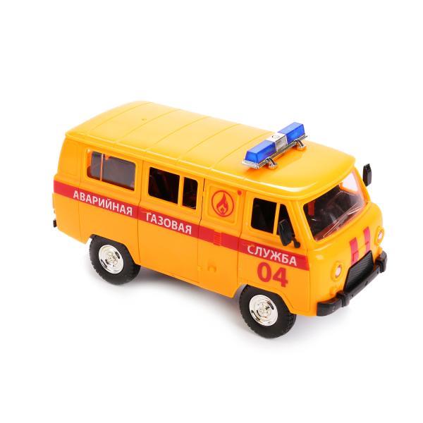 Картинка машины газовая служба