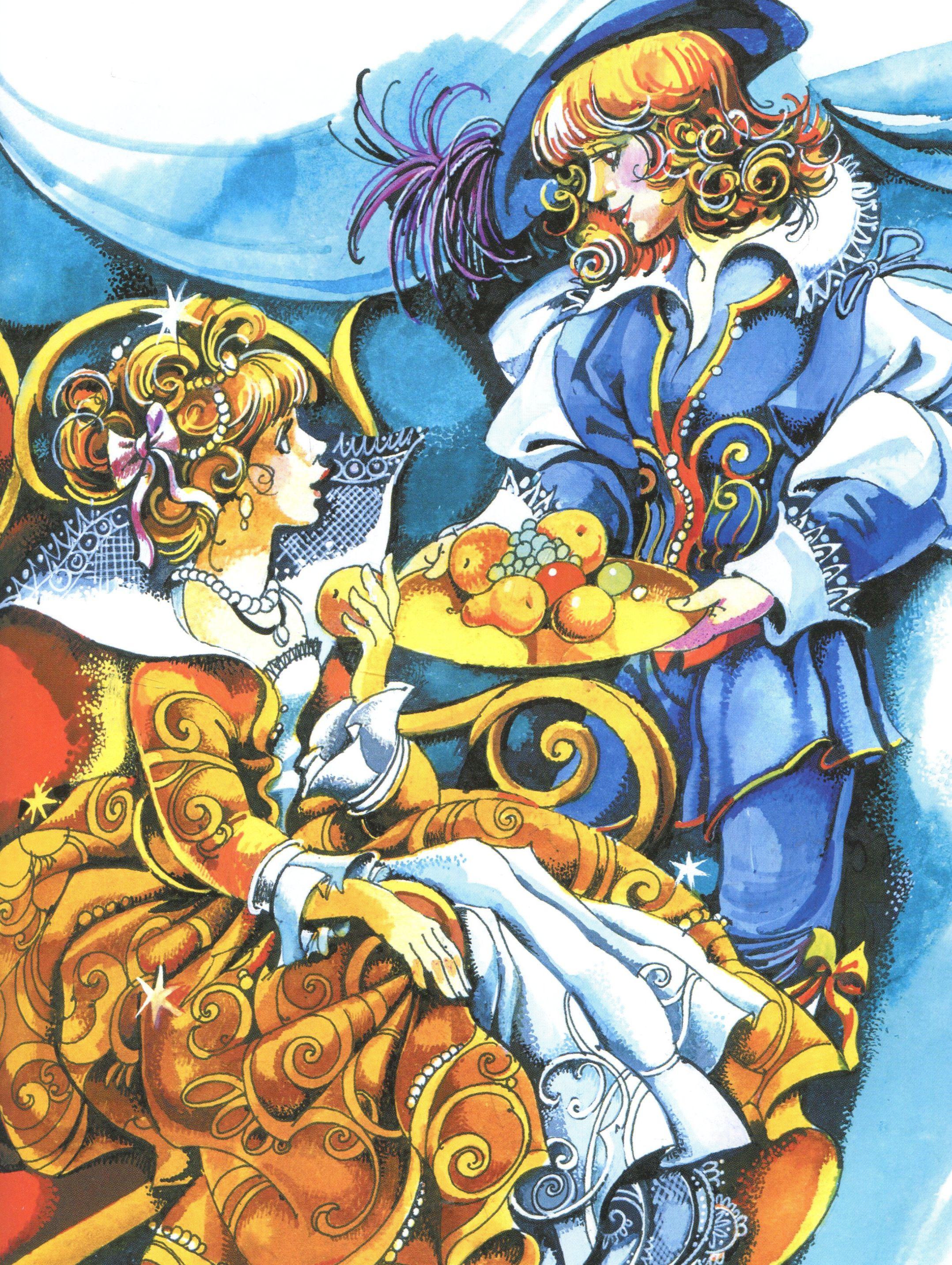 картинки к сказке шарля перро фея столько фотографий размещается