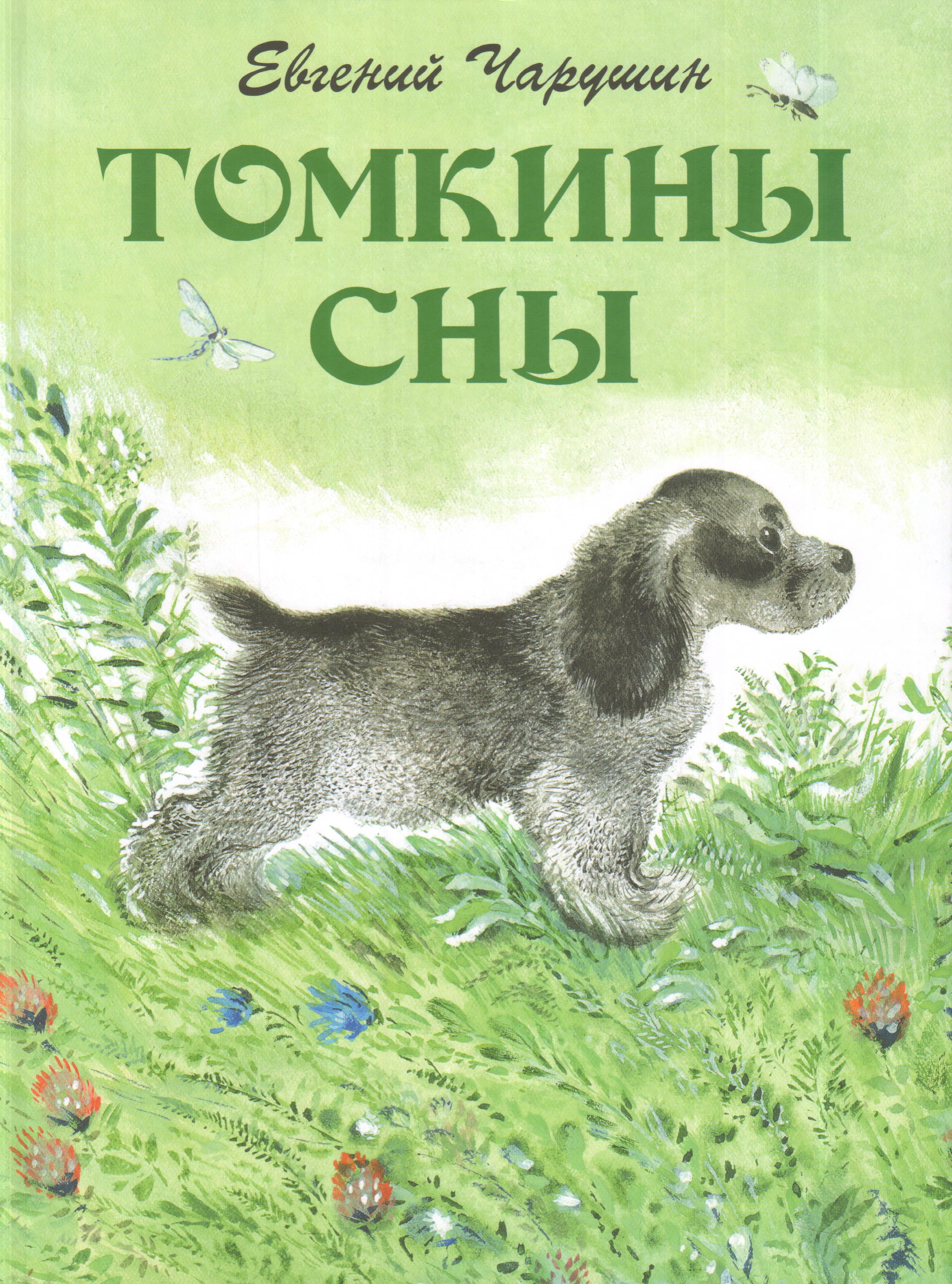 Надписями, картинки чарушина книги