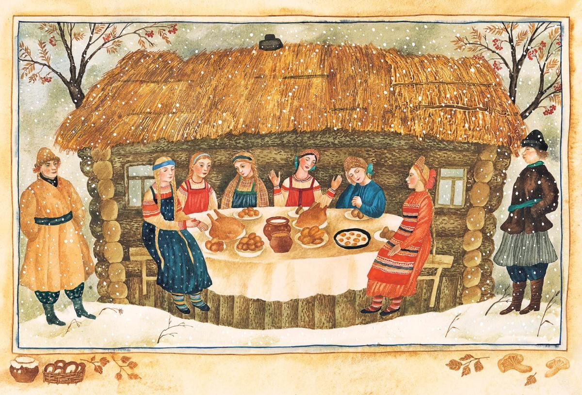 Насекомые, открытки веры павловой