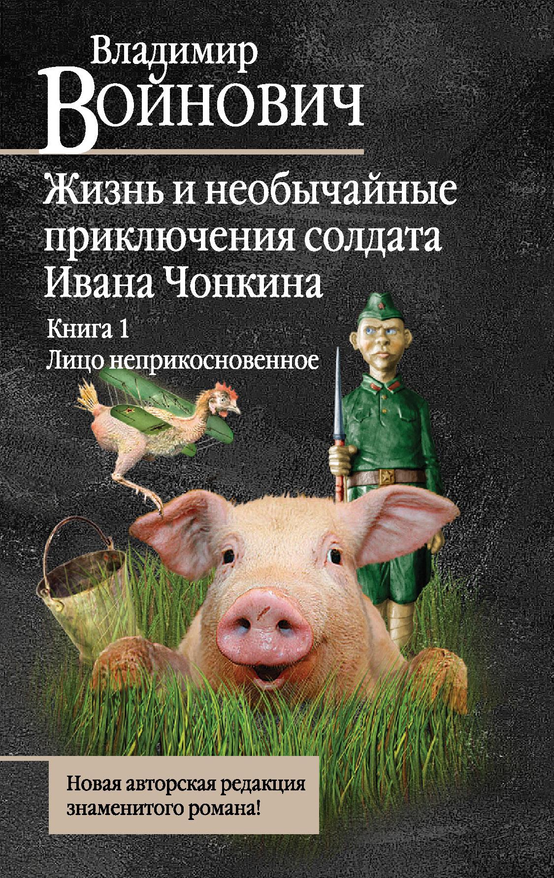 Скачать книгу войновича солдат иван чонкин fb2
